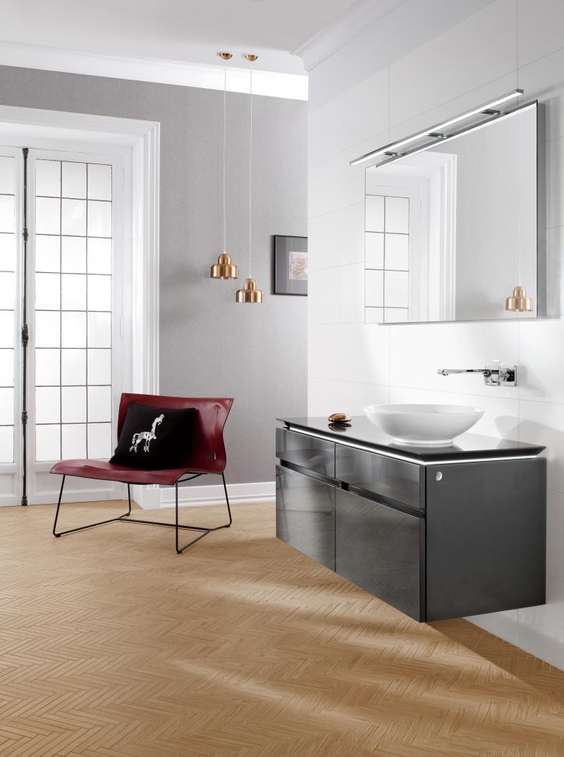 Kółko czy krzyżyk – umywalki Villeroy & Boch do każdego wnętrza