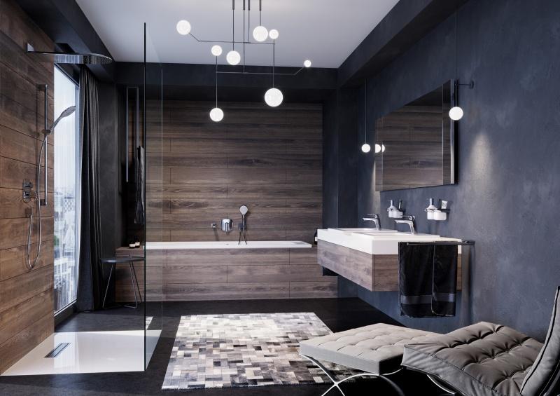 Kreatywnie i nowocześnie – projekt modnej łazienki