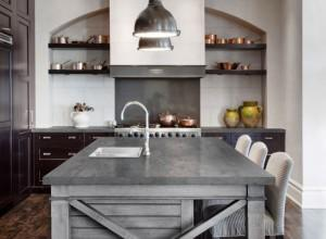 Stylish kitchen --- Image by © Kate Kunz/Corbis