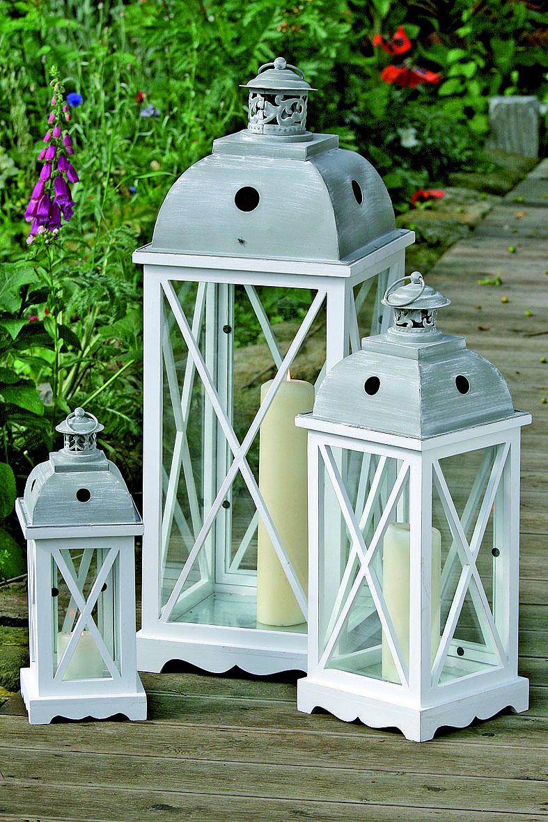 Lampiony - niezastąpiony element dekoracyjny w każdym wnętrzu i ogrodzie
