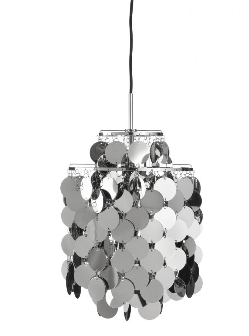 Lampy projektu Vernera Pantona od maja w showroomie Luminosfera