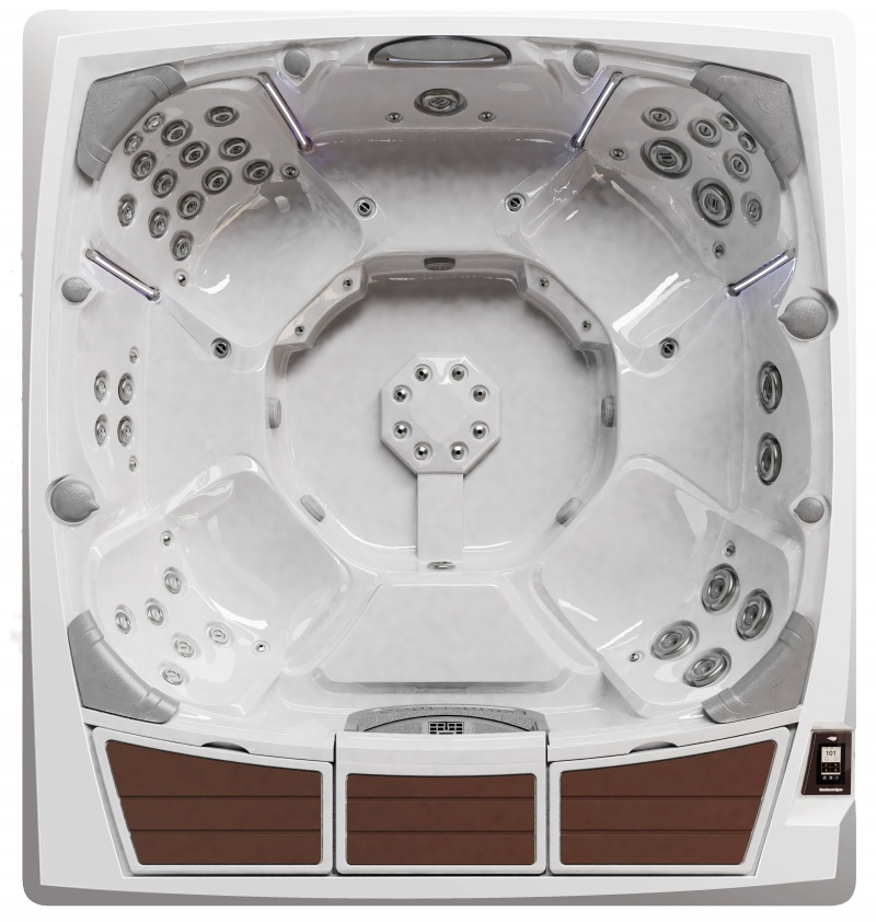 fot. Sundance Spas – model Kingston