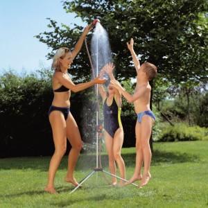 GARDENA natrysk ogrodowy trio (1)