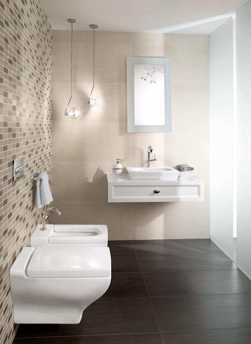 Mała łazienka – dużo możliwości