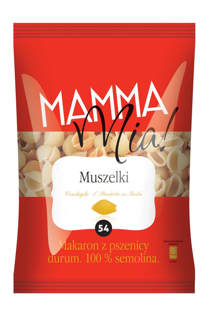 Mamma Mia! już w Polsce  – oryginalny włoski makaron od Makaroniarzy!