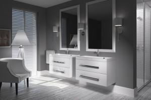 Fot. 4. Meble łazienkowe GRANADA, prod. Defra