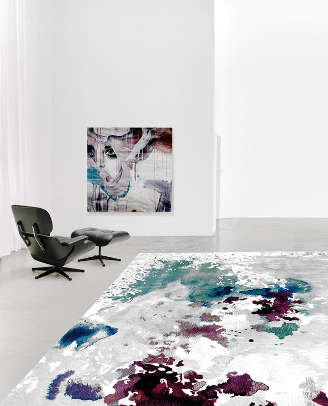 Miękkie stąpanie - dywanowe trendy