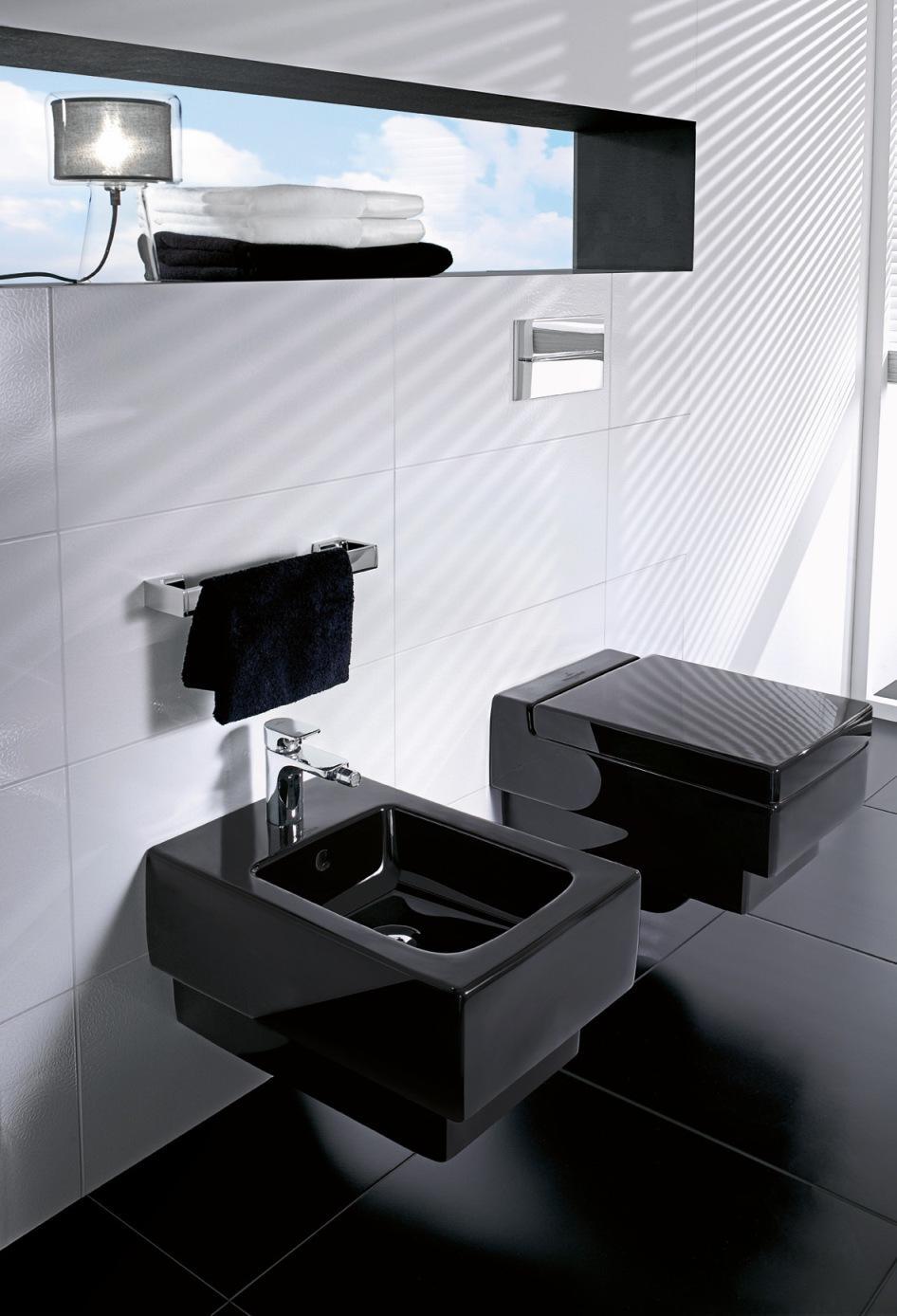 Minimalizm w łazience: nowe kolory mebli Memento Villeroy & Boch