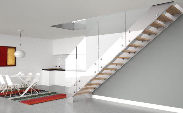 Nowe trendy w projektach schodów do wnętrz