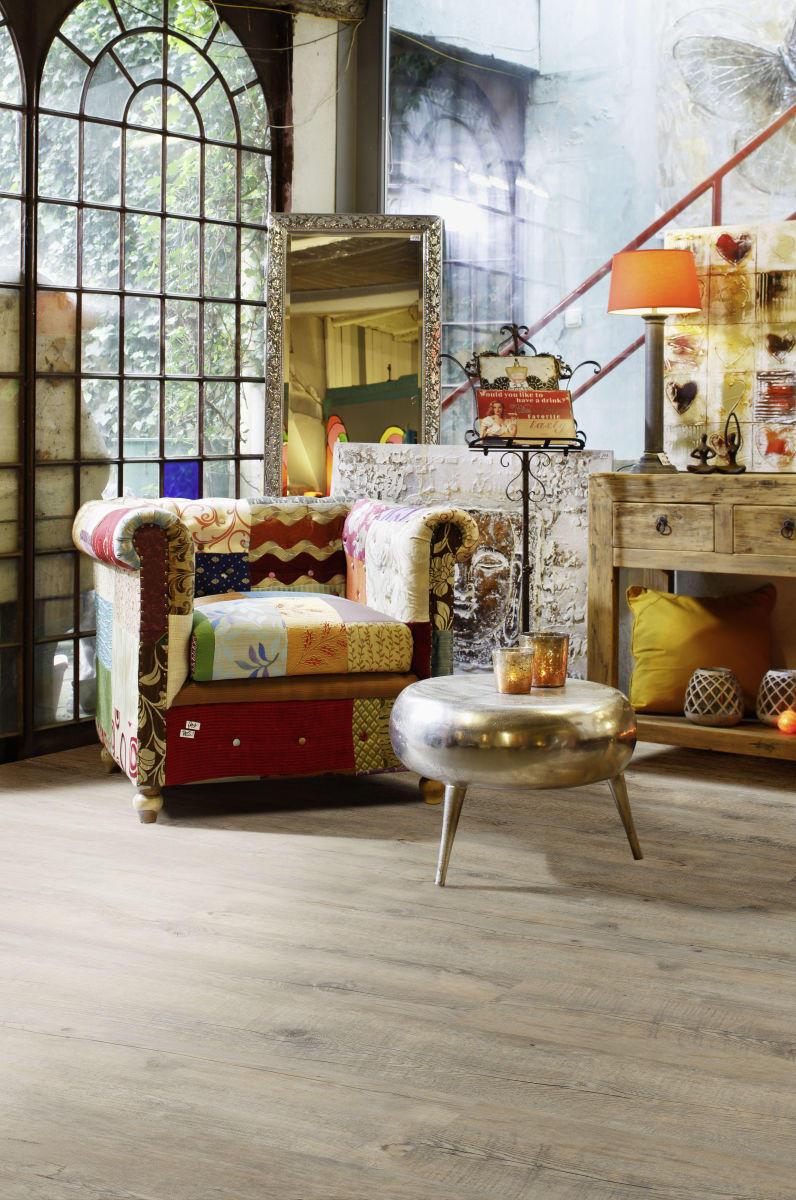 Multifunkcjonalna podłoga – kolekcja Ambra Multi-Layer marki Wineo
