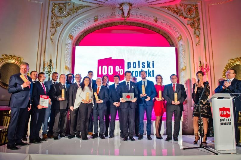 Nagroda główna dla firmy Zamel