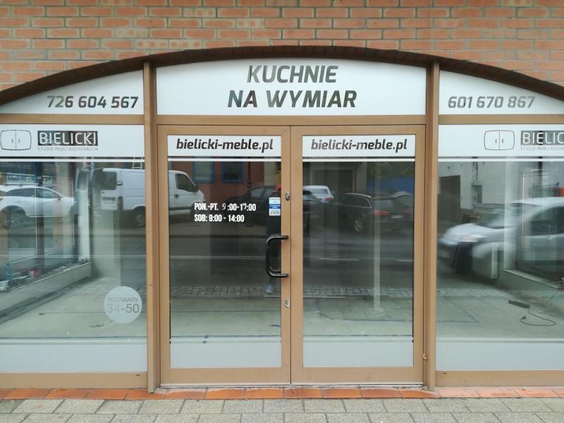 Nowa lokalizacja Studia Mebli Kuchennych Bielicki
