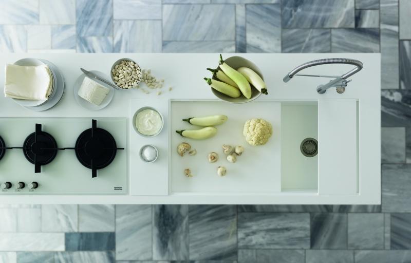 Nowe blaty kuchenne Franke. Doskonałość w trzech odsłonach
