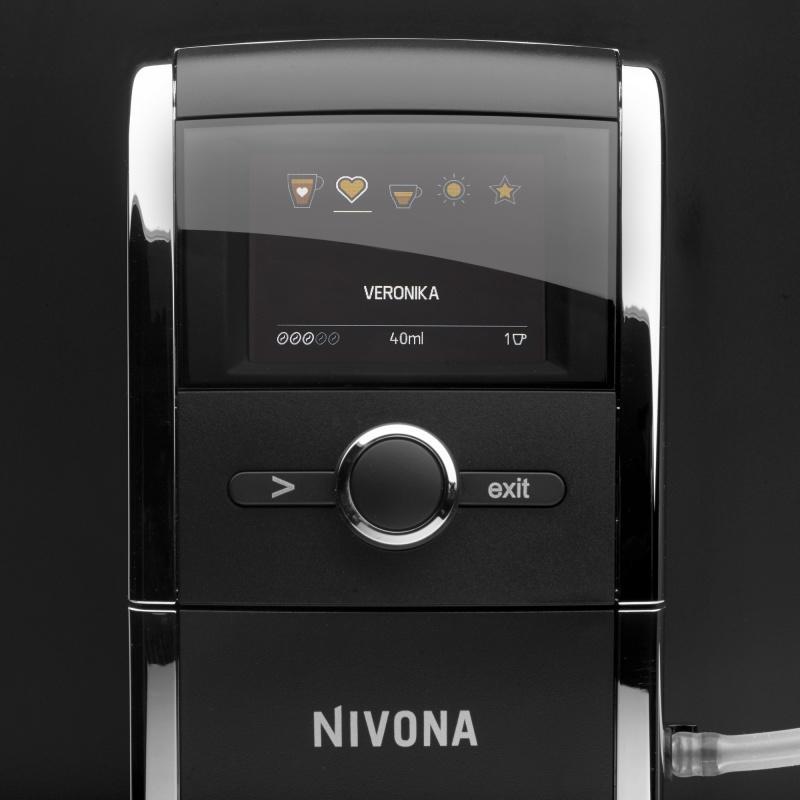 Nowe ekspresy Nivona CafeRomatica – skomponuj swój ulubiony smak kawy i miej go  zawsze ze sobą