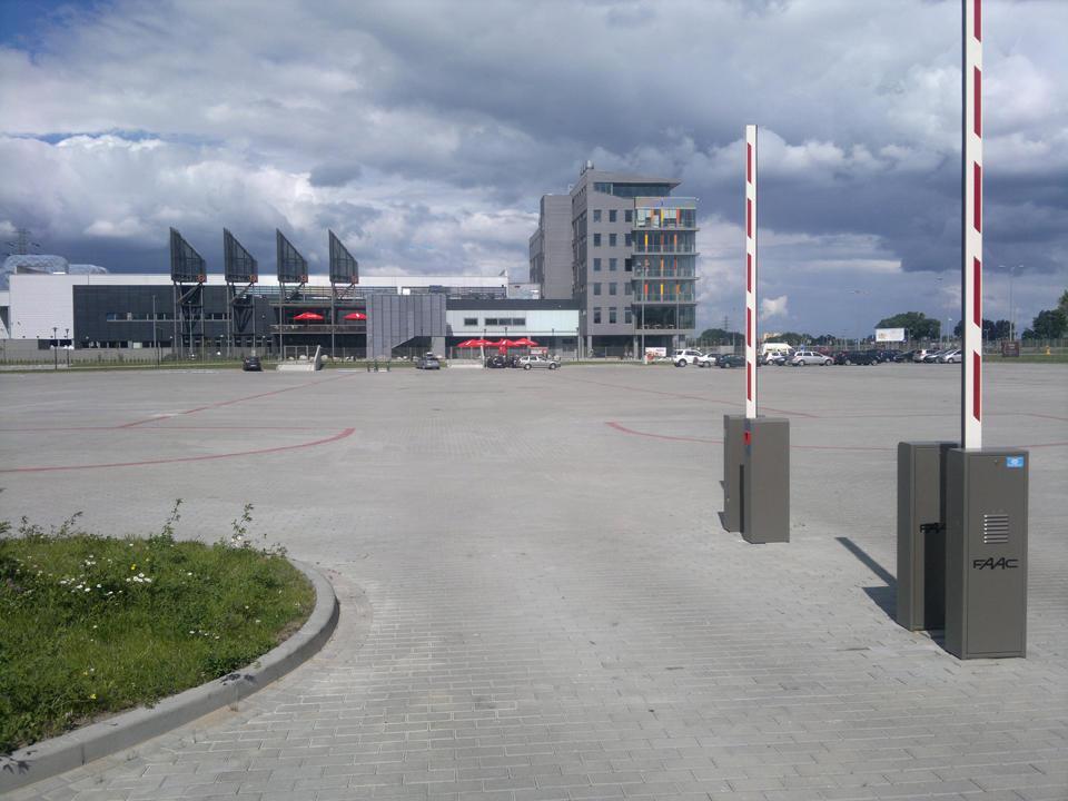 Nowoczesne systemy parkingowe
