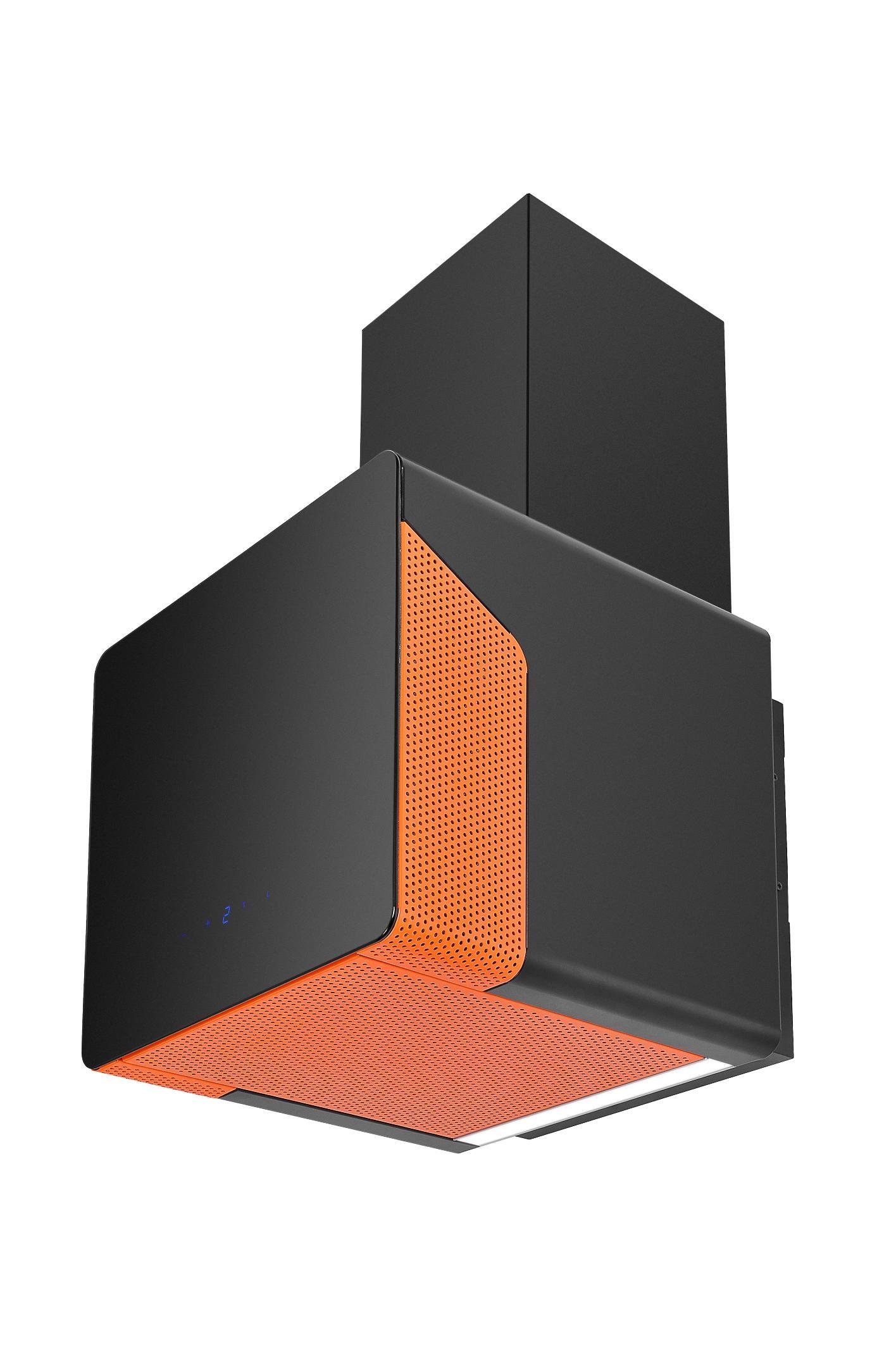 Nowość! Magiczna kostka – okap Cube Neon Ciarko Design