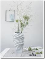 """Nowość! wazon """"Squall"""" zaprojektowany przez Cédrica Ragota"""