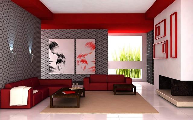 Odświeżające dekoracje w mieszkaniu