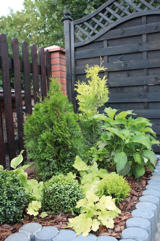 Ogród w stylu miejskim