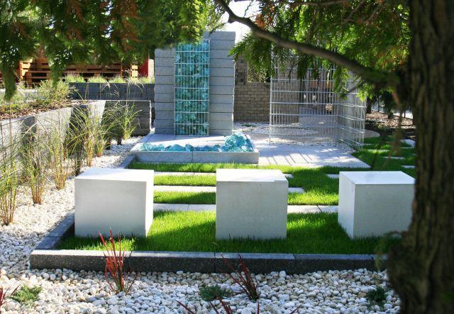 Ogród w stylu Zen
