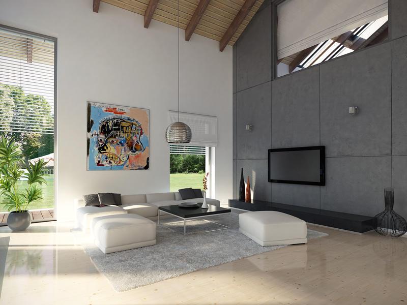 Onyx - nowoczesne wnętrze