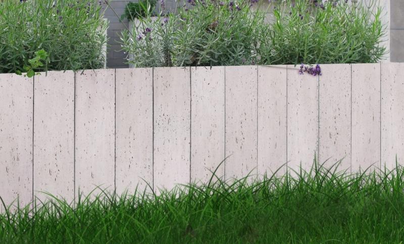 Palisada Trawertyn – szlachetny element wykończenia przestrzeni