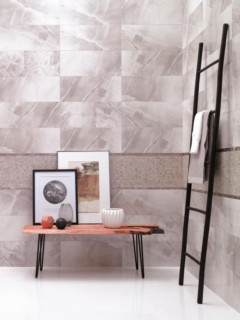 """""""Pedra"""" znaczy """"kamień"""" - portugalskie inspiracje w łazience"""