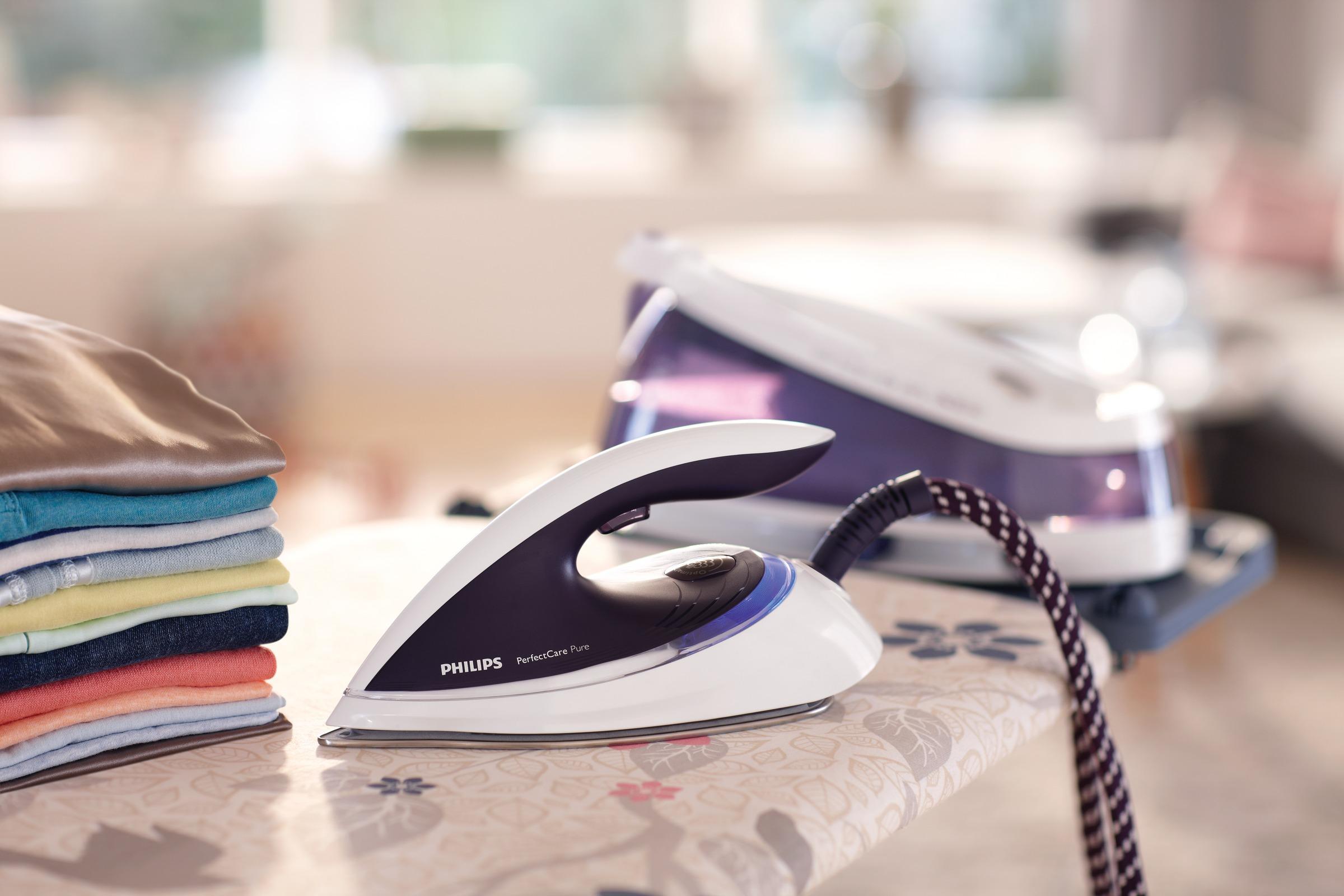 Philips PerfectCare Pure – czysta przyjemność prasowania!