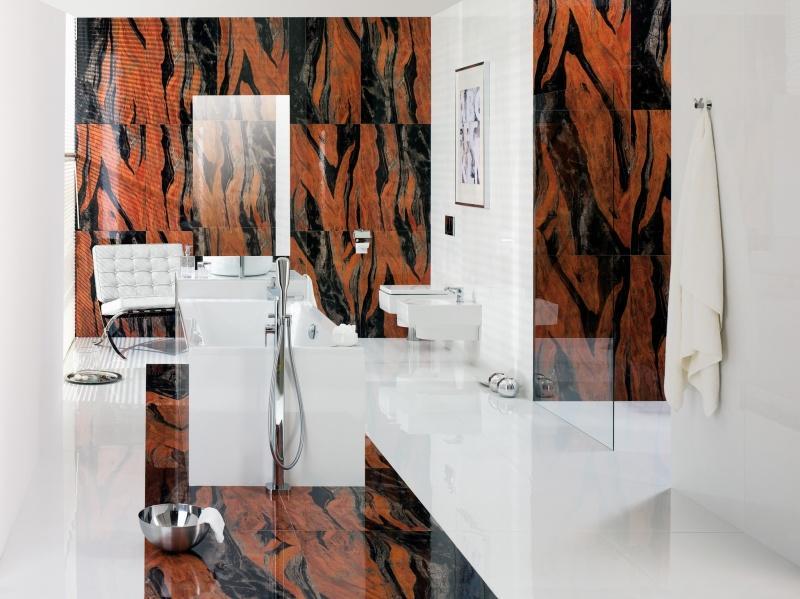 Pięć żywiołów w Twojej łazience