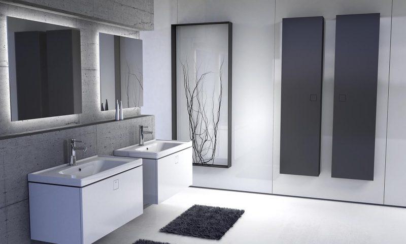 Kolekcja mebli łazienkowych NODO