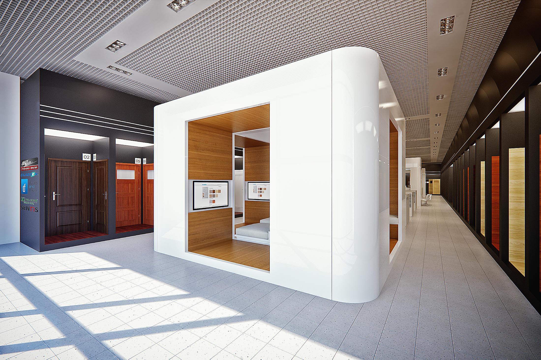 Pierwszy w Polsce ekskluzywny showroom…podłóg i drzwi