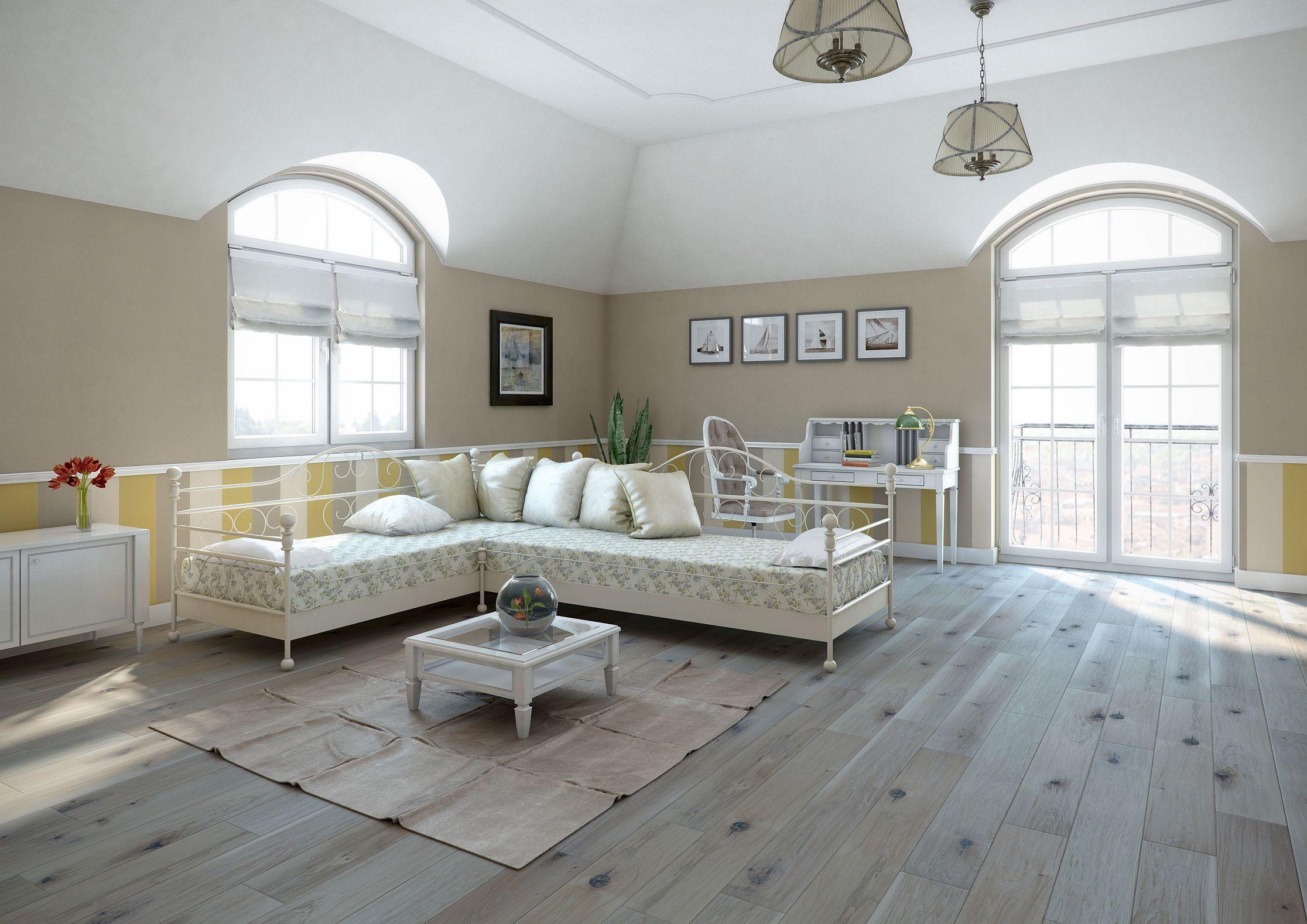 Podłogi drewniane w zgodzie z naturą