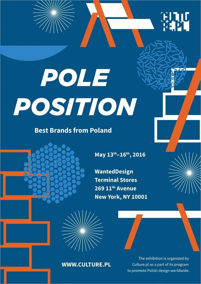 Pole Position Najlepiej zaprojektowane polskie marki na wystawie w Nowym Jorku