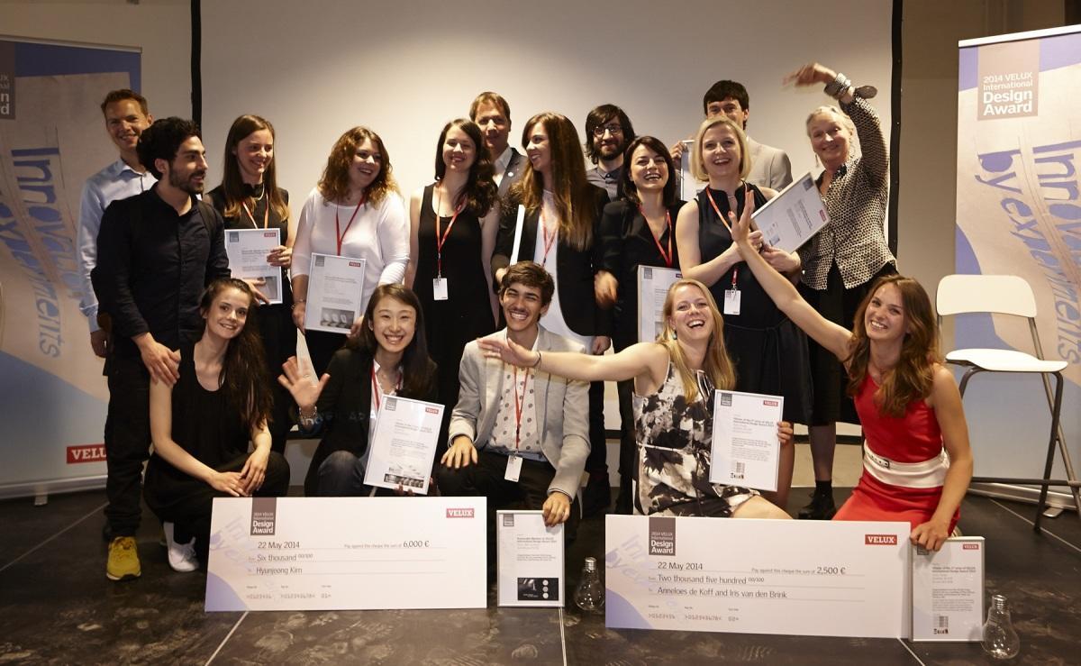 Polka w gronie zwycięzców konkursu VELUX International Design Award
