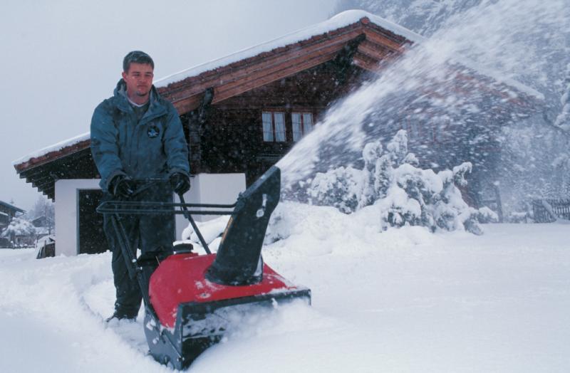 Powitanie zimy – przygotowania do odśnieżania