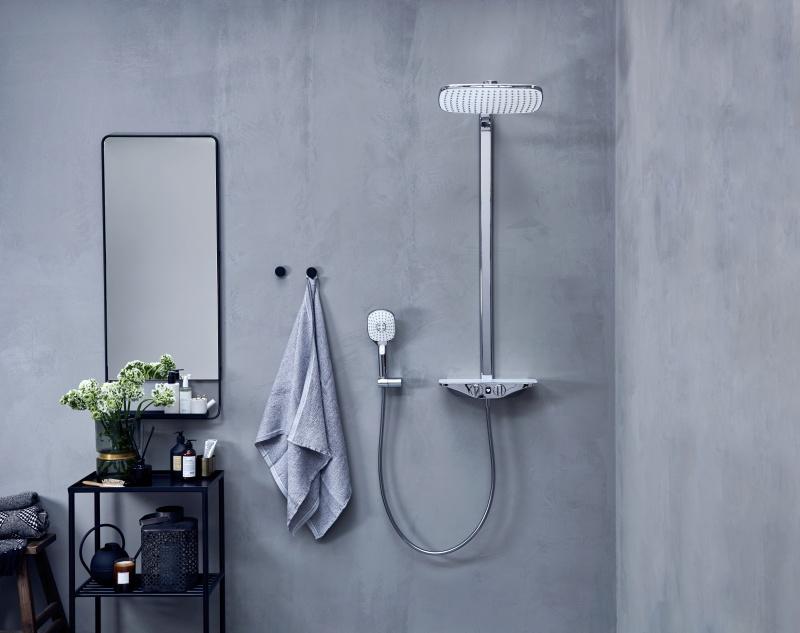 Prysznic dla zdrowia, czyli nowa Oras Esteta Wellfit