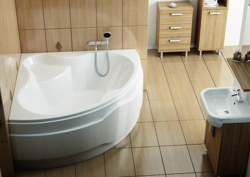 Przestrzeń kąpielowa dla dziecka