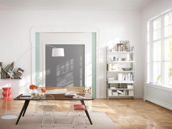Raumplus  - model drzwi Wooden Door