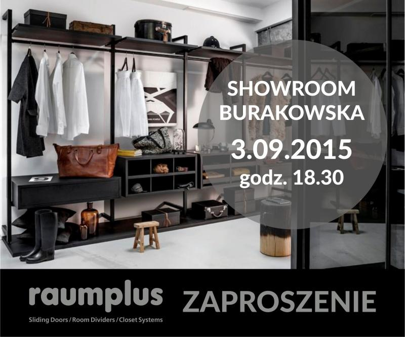 Wyjątkowy wieczór w Showroomie Burakowska!