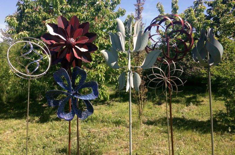 Rzeźby Wiatrowe