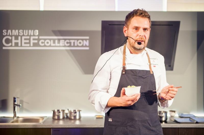 Samsung Chef Collection –  profesjonalne rozwiązania AGD dla domowych kuchni