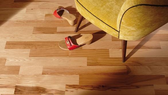 Skandynawski styl we wnętrzach z podłogami Boen