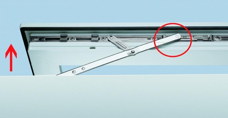 Sprawdź, czy Twoje okno nagle się nie zatrzaśnie