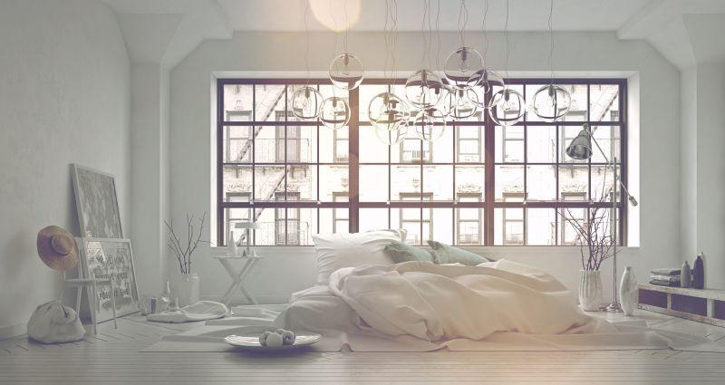 Stylowe dodatki do sypialni na jesień