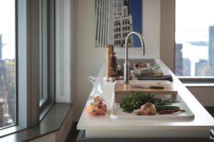 Wyposażenie kuchni wstrefie gotowania