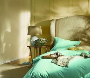 Sypialnia jak zesnu zPARA Paints