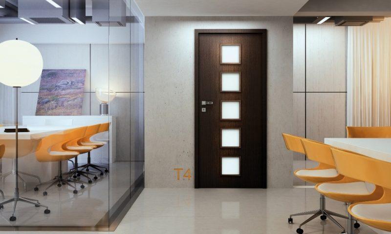 Drzwi wewnętrzne invado