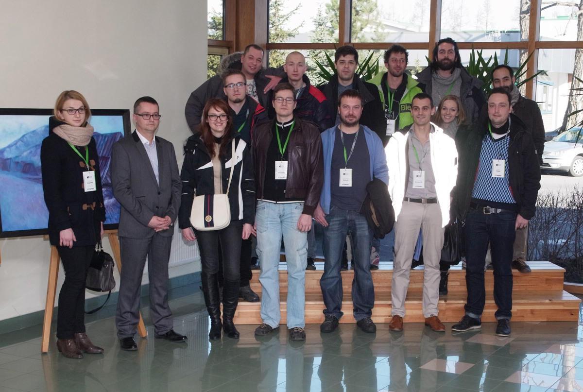 Uczestnicy konkursu New Vision of the Loft 2 spotkali się w FAKRO