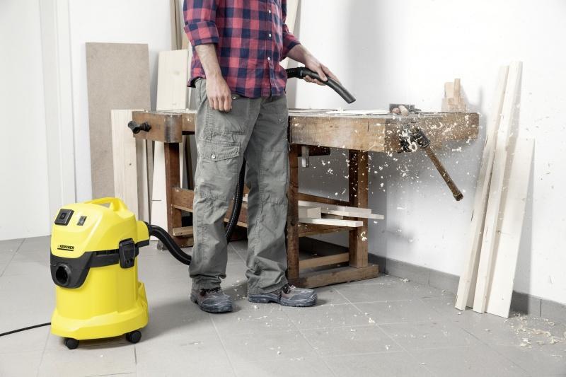 3 kroki do utrzymania czystości w swoim przydomowym warsztacie z Kärcher