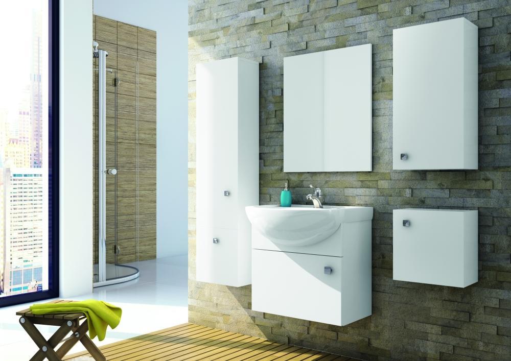 W zgodzie z naturą. Eko - łazienka w drewnie i naturalnych kolorach